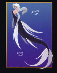 Mermay 2019 - Day 23 by WMDiscovery93