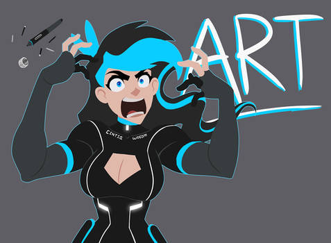 Stream Drawing - ART