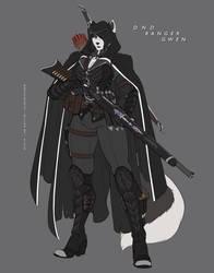 Gwen Outfits - DnD Ranger