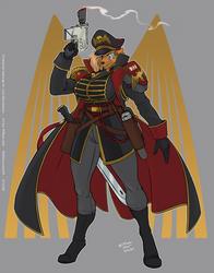 [SC2020] 'Commissar Beneatha' - Lord Bennjamyn