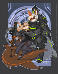 [SC2020] 'Ellie and Aiden' - 4ArmedTryhard