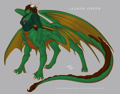 [SC2020] 'Lauren Green' - Jegjurel