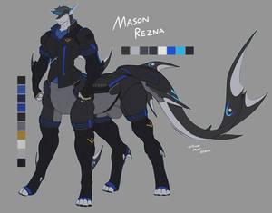 Mason Rezna - Clothed