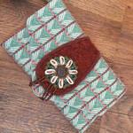 girl hold-over bag handmade bags