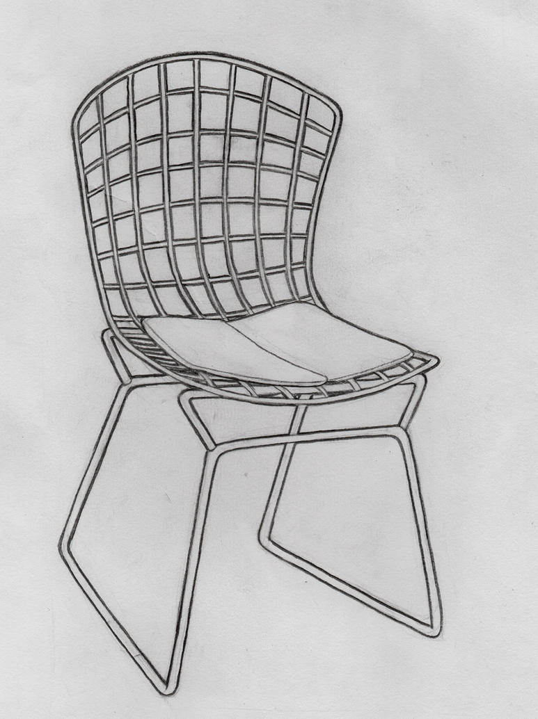 Chair by MrCod