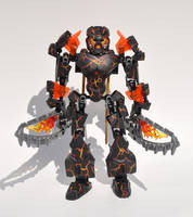 Master of Magma by MrCod