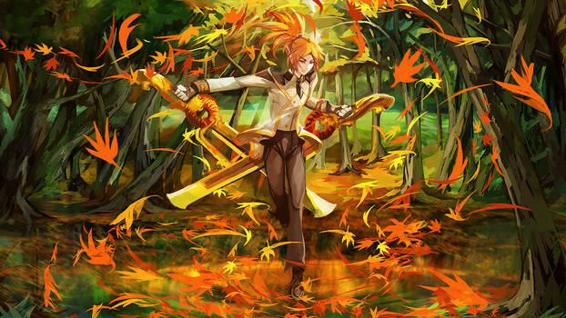 Blade of Autumn