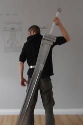 Raider Sword Backrail