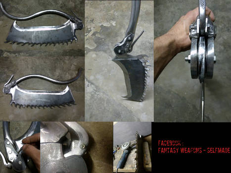 Saw Cleaver - Details