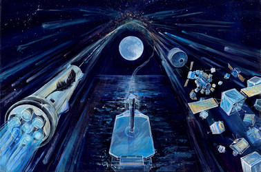 Blue Origin: New Glenn (with Aleksey Mazur) by Anestazy