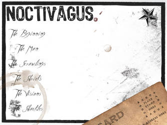 Noctivagus Layout - Draft 1 by thymeismatter