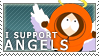 SP Angel Stamp by JLGribble