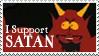 SP Satan Stamp by JLGribble