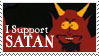 SP Satan Stamp by JLGribble