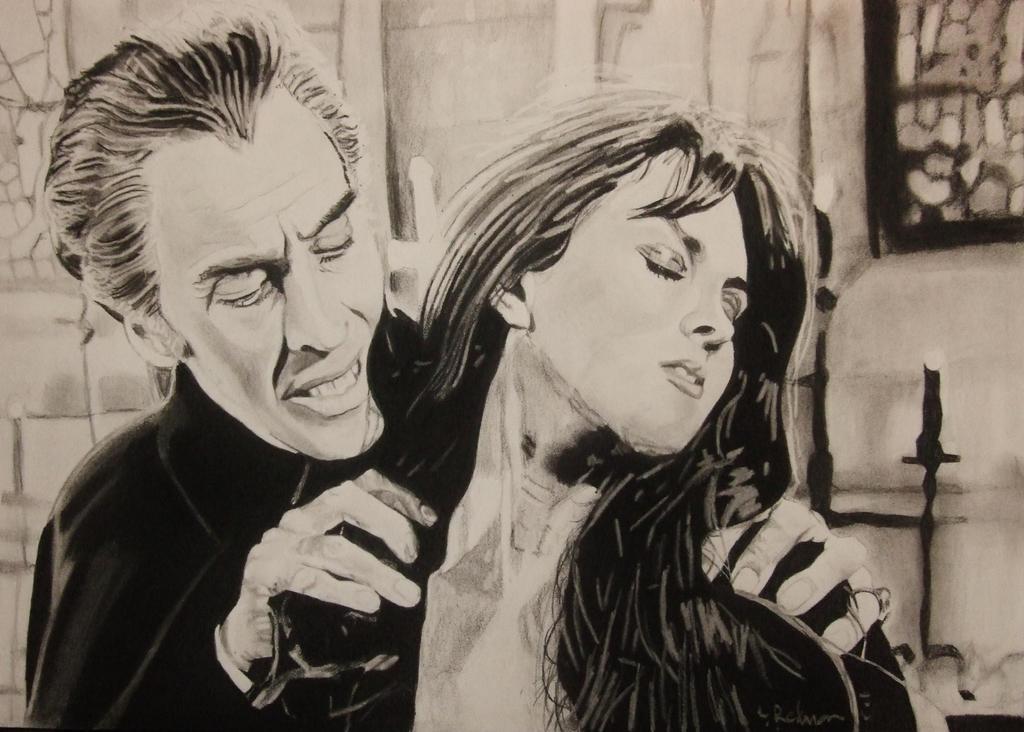 Dracula A.D. 1972 by astrogoth13