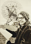 Dame Jocelyn Bell-Burnell by astrogoth13