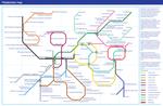 Metabolism - Tube Map