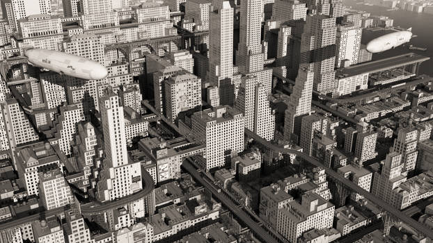 Forgotten Future - New York