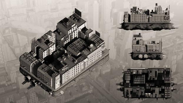 Forgotten Future - New York (One Block)
