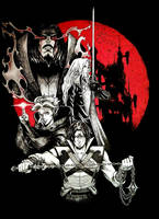 Castlevania Poster by th3Gray