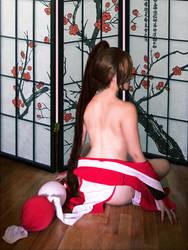 Mai Shiranui hot pose