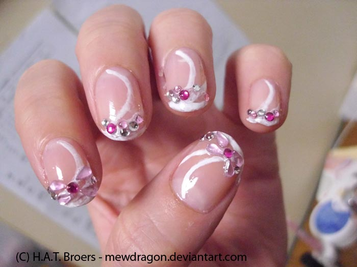 Nail Arts Simple   Nail Art Designs
