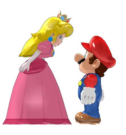 Thanks You Mario By Princess Peach 64 On Deviantart