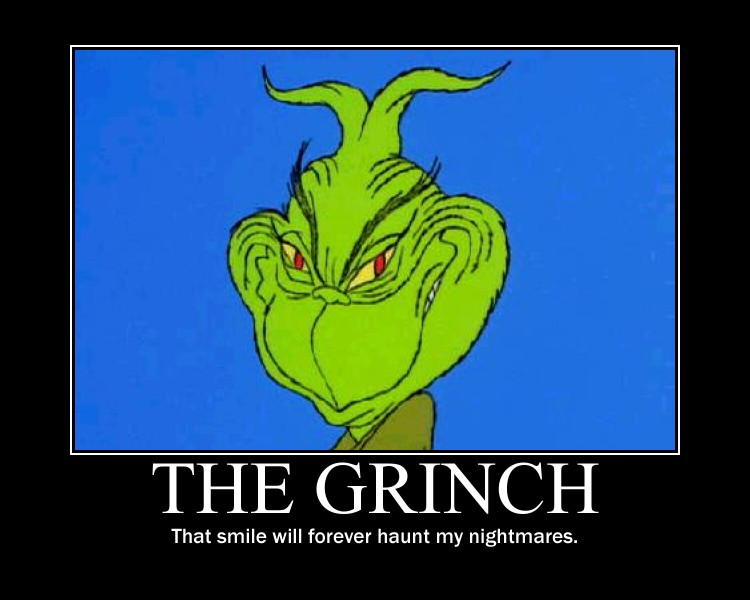 Grinch Smile Grinch smile by