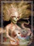 Sea goddess of greed by AskilBabe