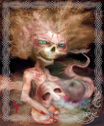 Ran - Sea goddess of greed