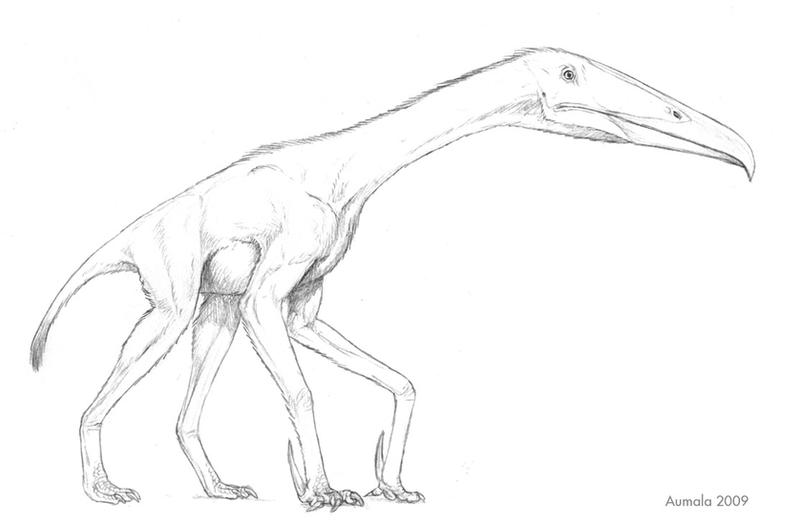 Flightless Pterosaur of Doom