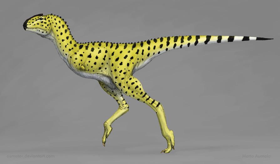 Cheetaur color sketch by Osmatar