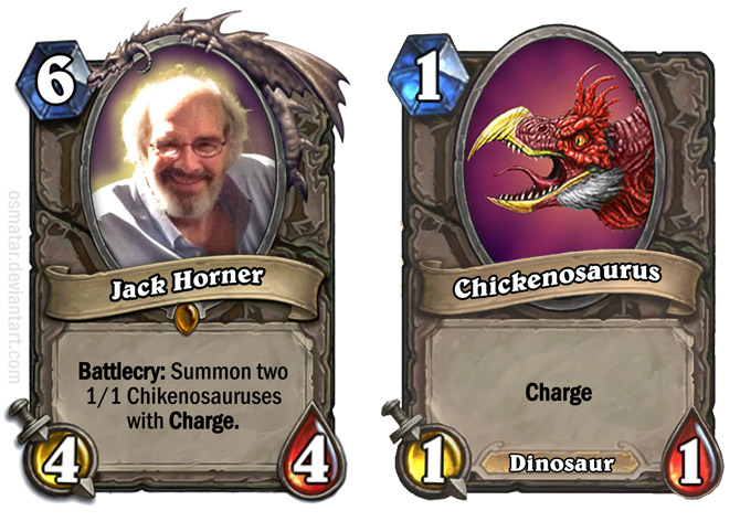 Jack Horner legendary by Osmatar