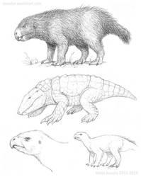 Magestone: beasts of Khulmir