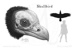 Magestone: Skullbird by Osmatar