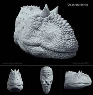 Odontotyrannus WIP