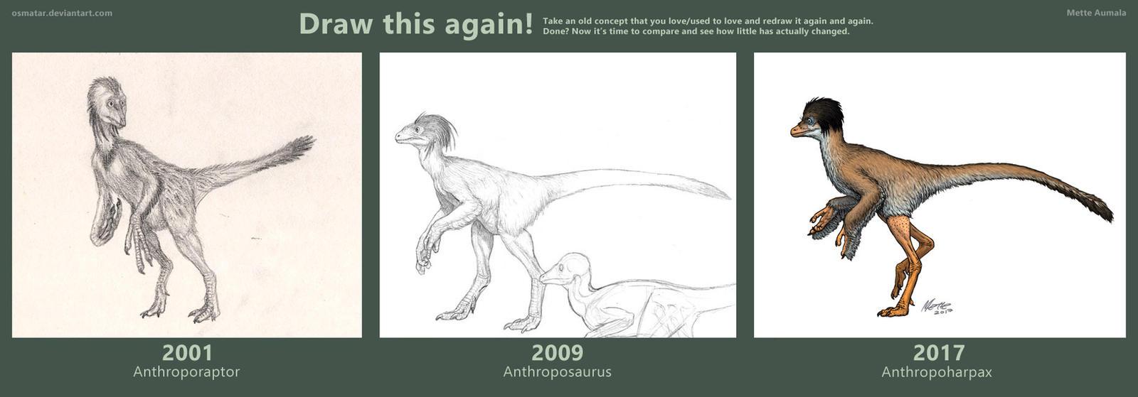 Dinosauroid: Reckoning by Osmatar