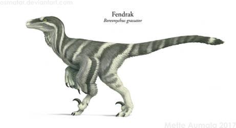 Fendrak Updated (2017)