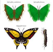 Children of the Tree of Pain: Butterflies