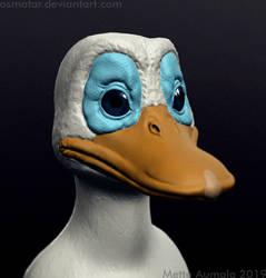 Sapient Duck by Osmatar
