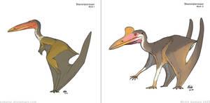 Sharovipterosaurs