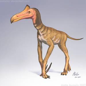 Spectember: Terrorsaur