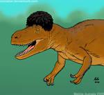 Dinovember: Afrovenator