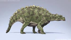Stegoceratops in real life