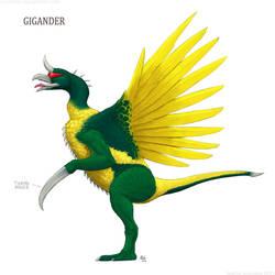Gigan Experiment #4: Gigander