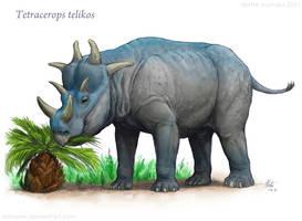 Spectember: Tetracerops