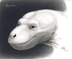 Paleoctober: Megawhaitsia