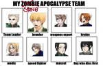 HetaOni Steve Apocalypse Team