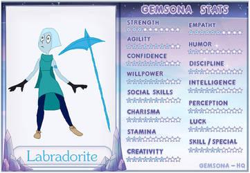 Labradorite Stats by DragonetteEye