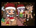 Christmas Art Contest Entry